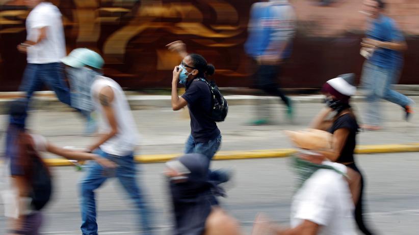 """Venezuela: """"Was ist mein Leben hier eigentlich wert"""""""