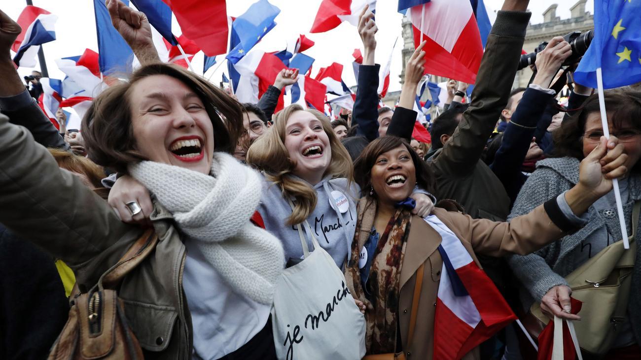 Nachrichten Wahlen Frankreich