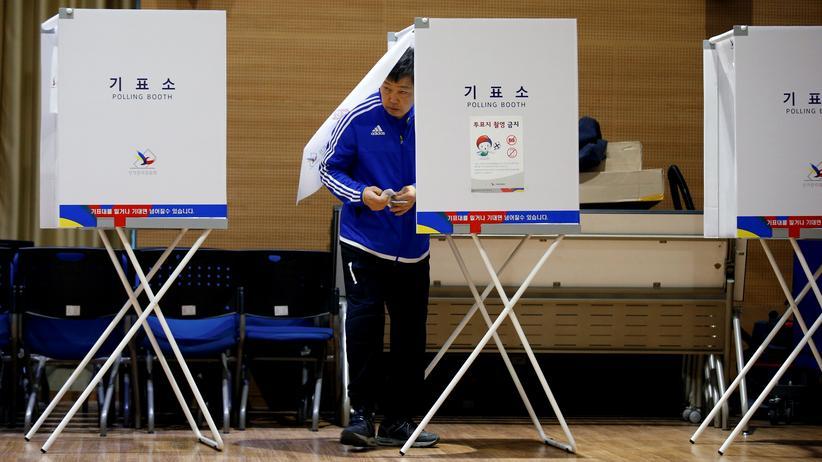 Präsidentschaftswahlen: Südkorea wählt einen neuen Präsidenten