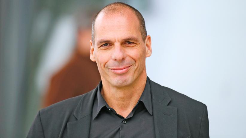 Frankreich: Yanis Varoufakis