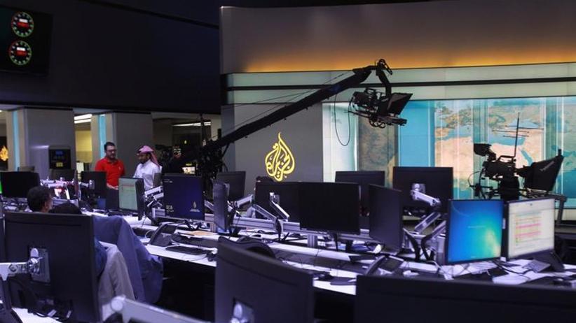 Katar: Al Jazeera zufolge fielen eigene Systeme, Websites und Auftritte in sozialen Medien einem Hackerangriff zum Opfer.