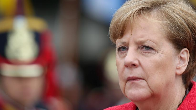 Bundeskanzlerin Angela Merkel rechnet nicht mit Verzögerungen wegen der Wahlschlappe Theresa Mays.