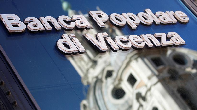 EZB: Insolvente Banken sollen in Italien abgewickelt werden