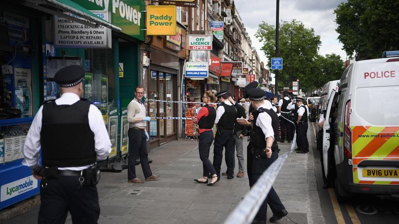 Anschlag in London: Scotland Yard lässt alle Festgenommenen wieder frei