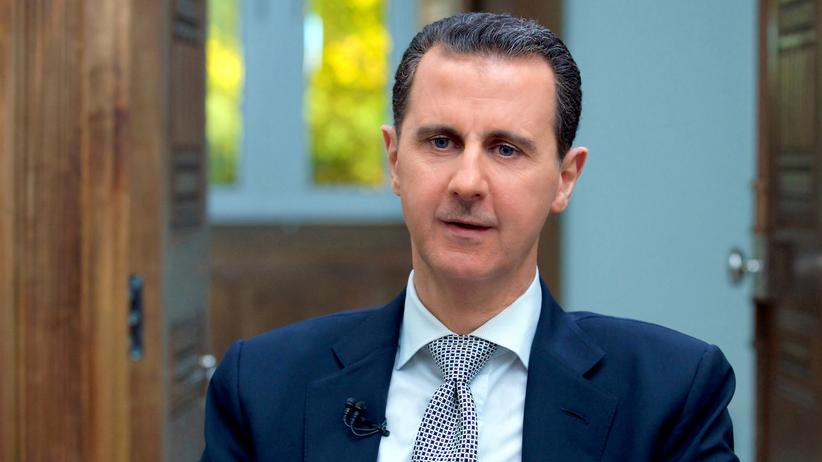 Syrien: Deutschland ermittelt offenbar gegen Mitglieder des Assad-Regimes