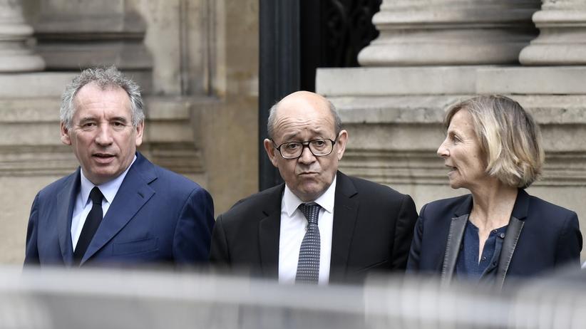 Frankreich: Macron verliert zwei weitere Minister