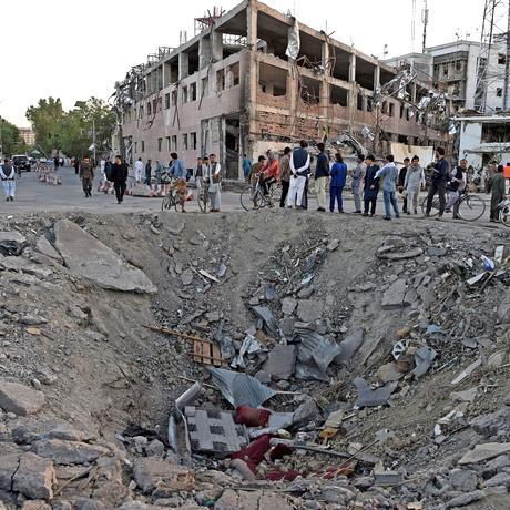 Afghanistan: Eine deutsche Schande