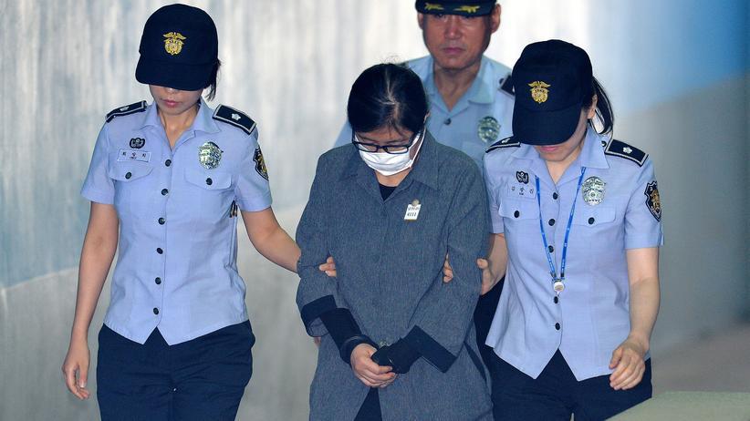 Südkorea: Vertraute von Ex-Präsidentin Park zu drei Jahren Haft verurteilt