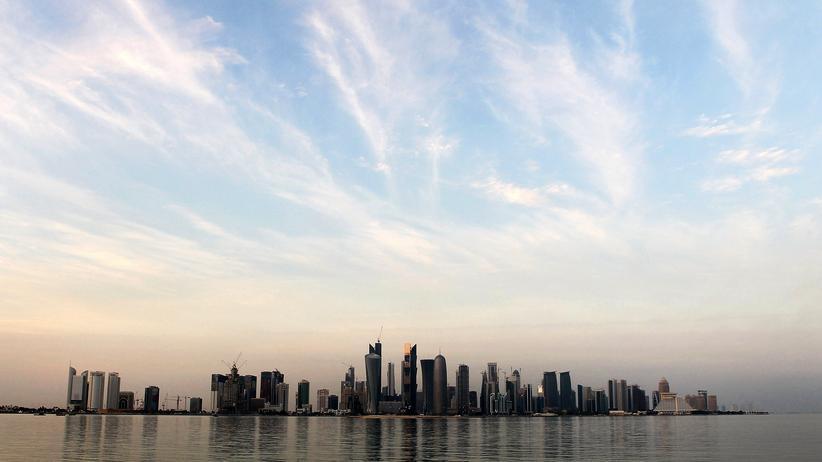 Katar: Doha, die Hauptstadt von Katar