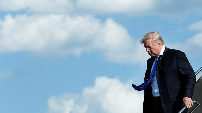 US-Präsident Donald Trump muss mit einer Klage von Staatsanwälten rechnen.