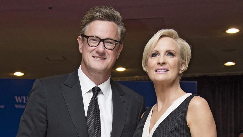 Donald Trump Mika Brzezinski Joe Scarborough
