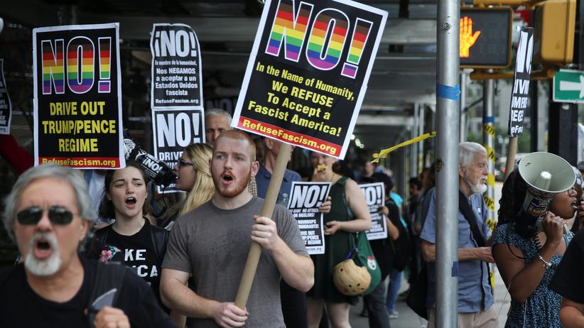 Donald Trump: Hawaii zieht gegen US-Einreiseverbot vor Gericht