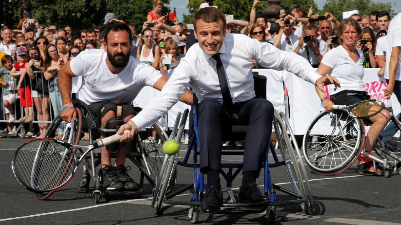 Frankreich: Alle lieben Macron – ich nicht!