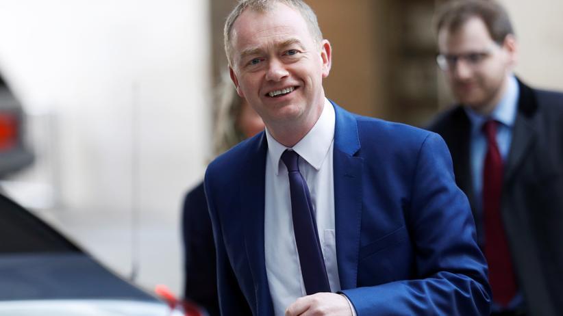 Tim Farron: Chef der britischen Liberaldemokraten tritt zurück