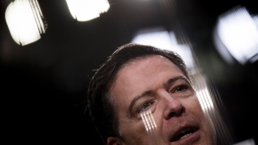 USA: FBI will Comey-Notizen an Senatsausschuss übergeben