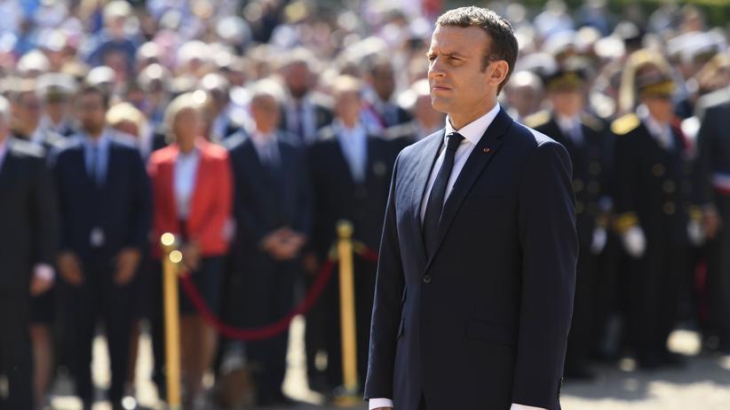 Frankreich: Jetzt muss Macron Politik machen