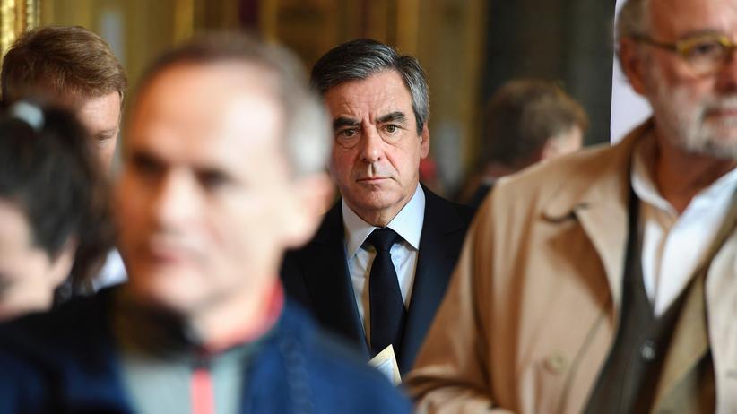Frankreich: Gegen den konservativen Präsidentschaftskandidaten François Fillon waren Ermittlungen eingeleitet worden, weil er seine Frau zum Schein beschäftigt haben soll.