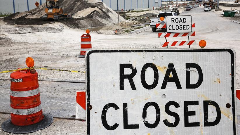 US-Infrastruktur: Vor dem Zusammenbruch