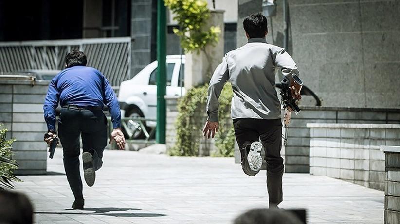 Anschläge in Teheran: Sicherheitskräfte in Teheran