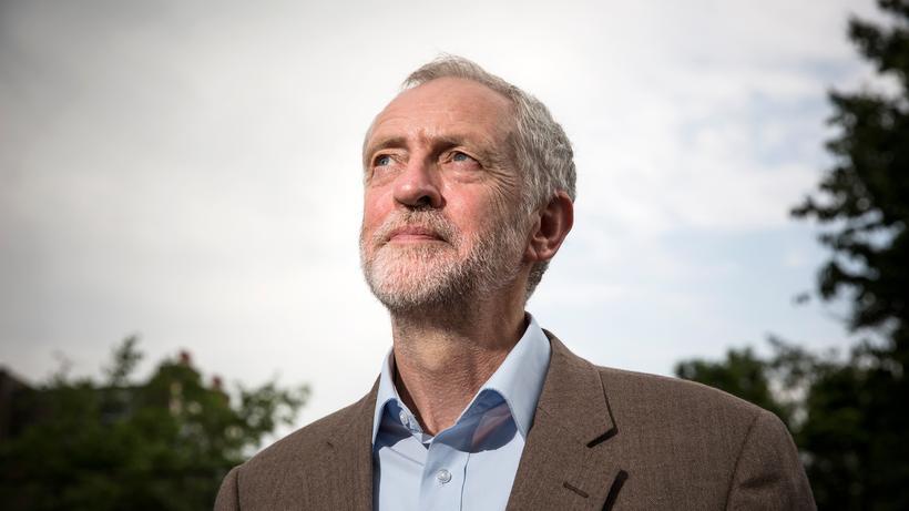Jeremy Corbyn: Labour-Chef Jeremy Corbyn