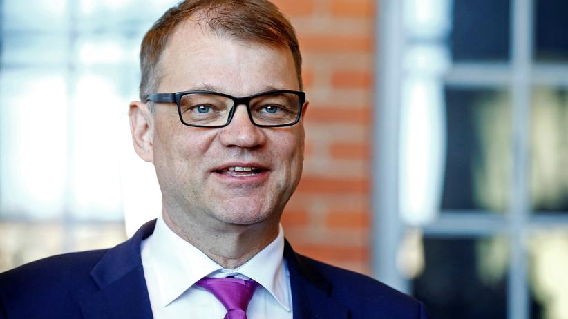 Finnland: Finnlannds Premierminister Juha Sipilä