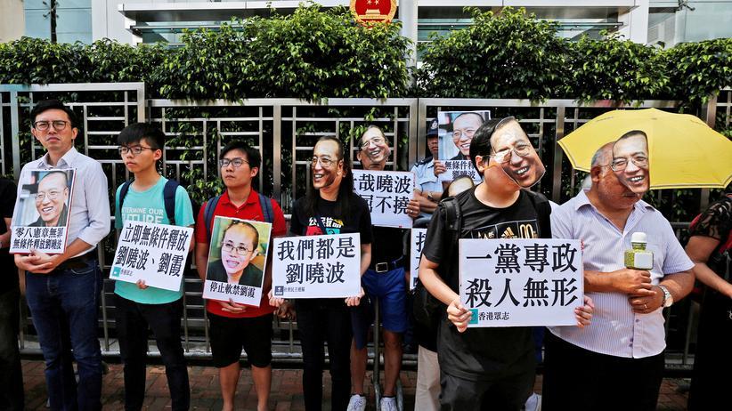 Liu Xiaobo: China verweigert krankem Friedensnobelpreisträger die Ausreise