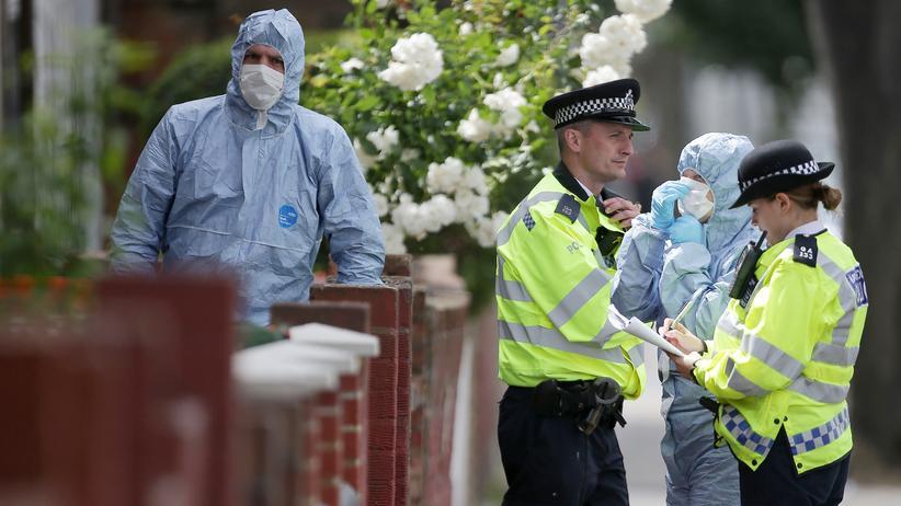London: Polizei identifiziert dritten Attentäter