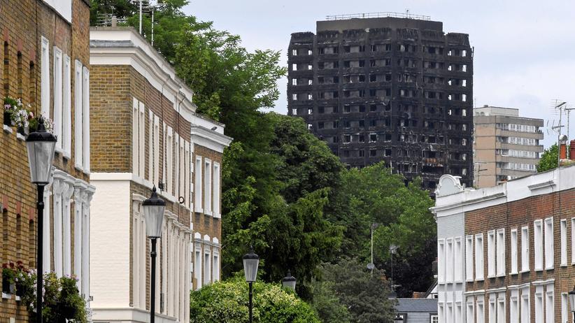 Brand in London: Sparen auf Kosten der Sicherheit