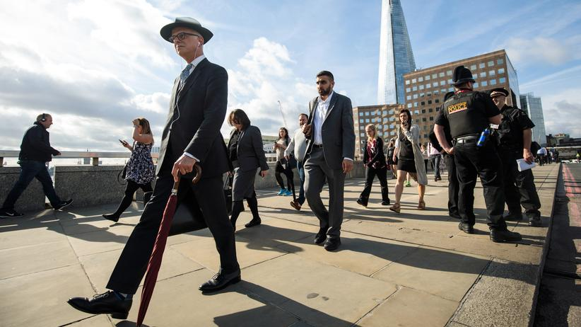 """London: Londons Polizeichefin nennt Terror """"neue Realität"""""""