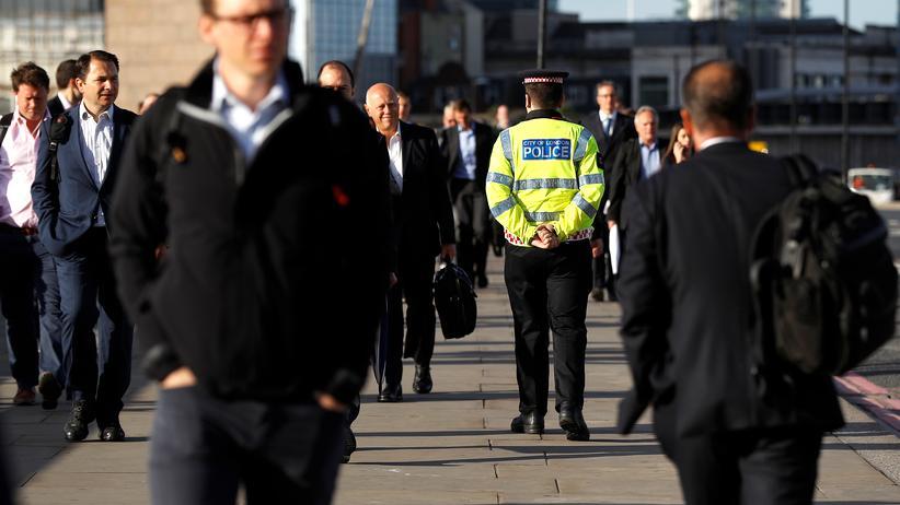Anschlag in London: Wahlkampf mit Terror