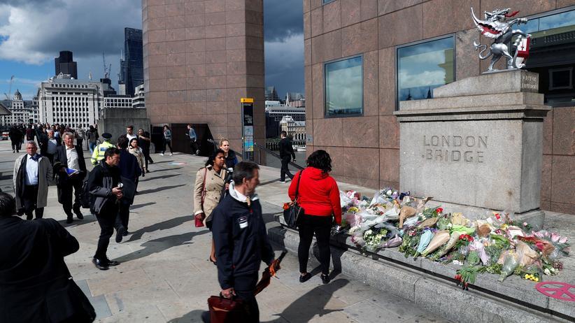 """Anschlag in London: """"Ich werde ein Terrorist"""""""