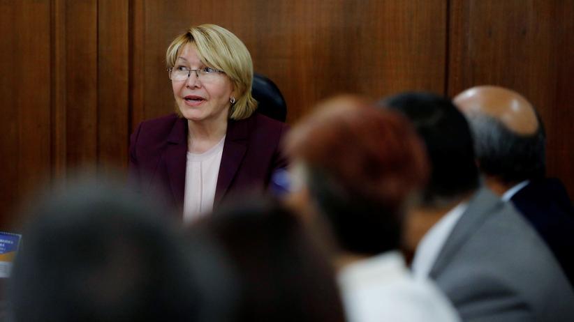 Luisa Ortega Díaz: Venezuelas Generalstaatsanwältin Luisa Ortega Díaz
