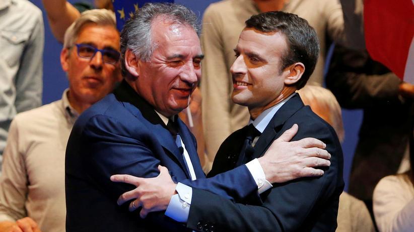 Frankreich: Staatsanwaltschaft ermittelt gegen Macrons Justizminister