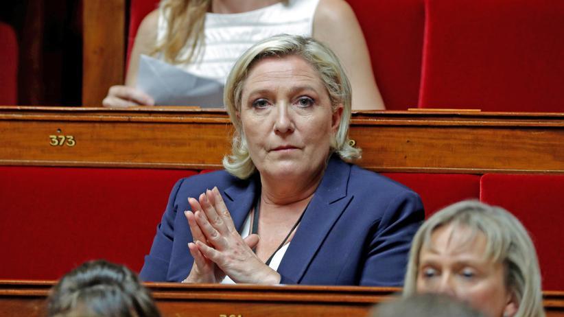 Marine Le Pen: Frankreichs Justiz ermittelt gegen Chefin des Front National