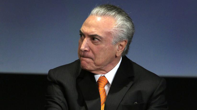 Brasilien: Gericht lässt Präsident Temer vorerst im Amt