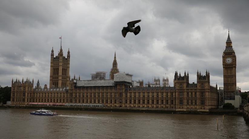 Parlament London Hackerangriff