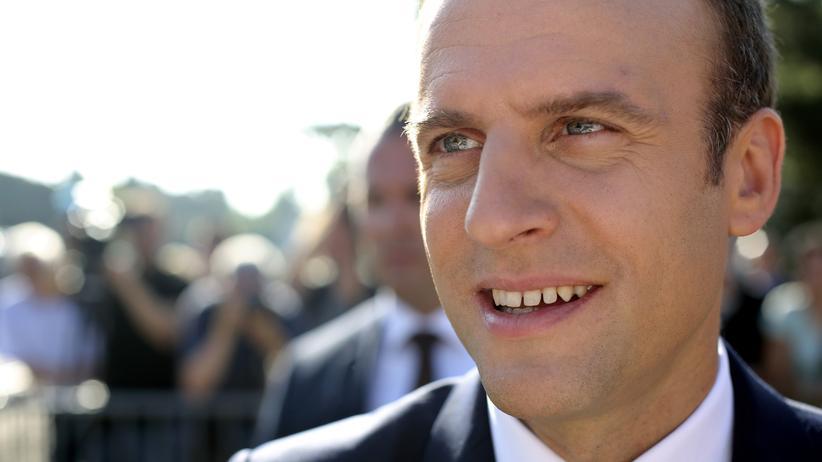 Frankreich: Macrons Partei siegt laut Hochrechnung klar