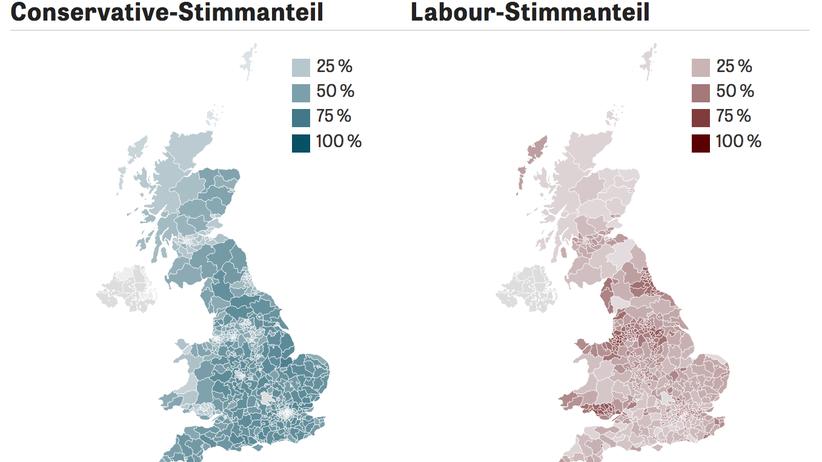 Parlamentswahl: Junge Briten stimmten mit deutlicher Mehrheit für Labour