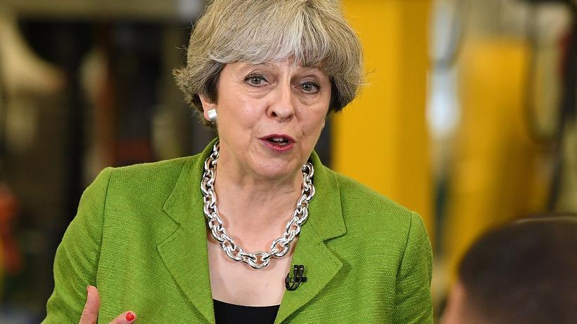 Großbritannien: Mays Vorsprung verringert sich weiter