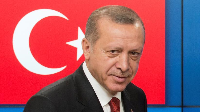 Recep Tayyip Erdoğan: Türkische Regierung kritisiert Absage von Erdoğan-Auftritt