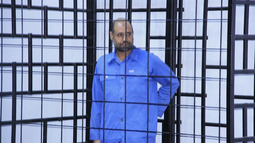 Libyen: Saif al-Islam Gaddafi ist frei