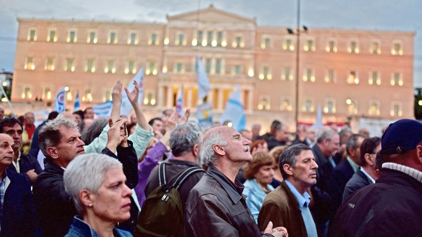Schuldenerleichterung Griechenland