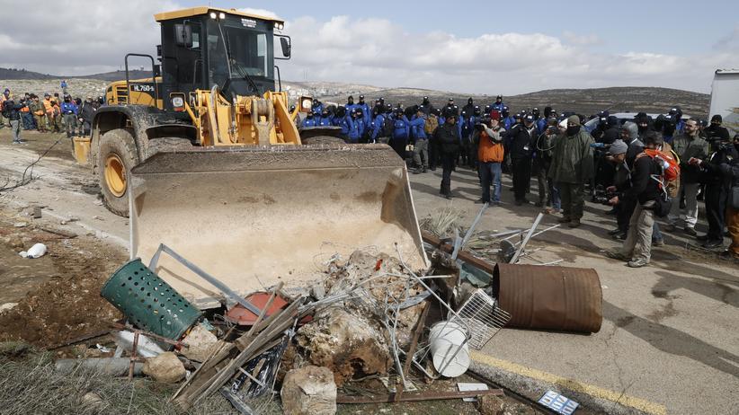 Westjordanland: Israel baut erste neue Siedlung seit 25 Jahren