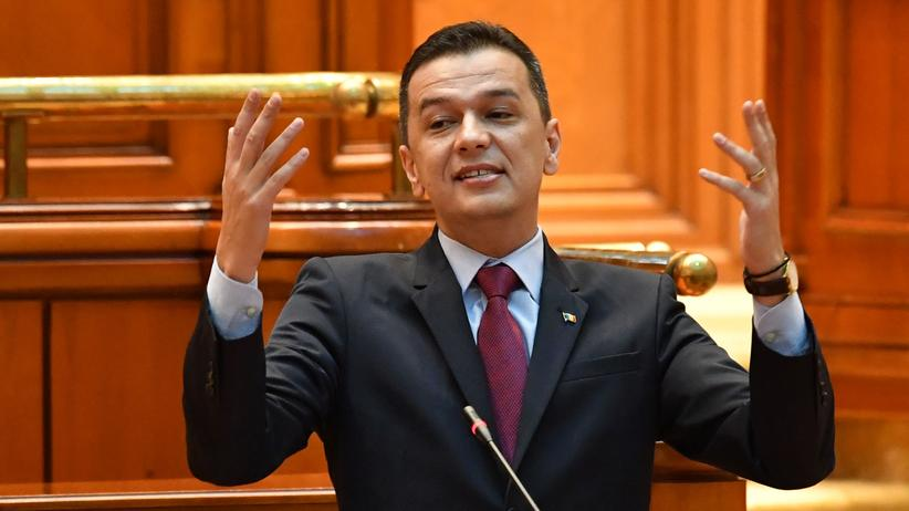 Rumänien: Sorin Grindeanu als Ministerpräsident von eigener Regierung gestürzt