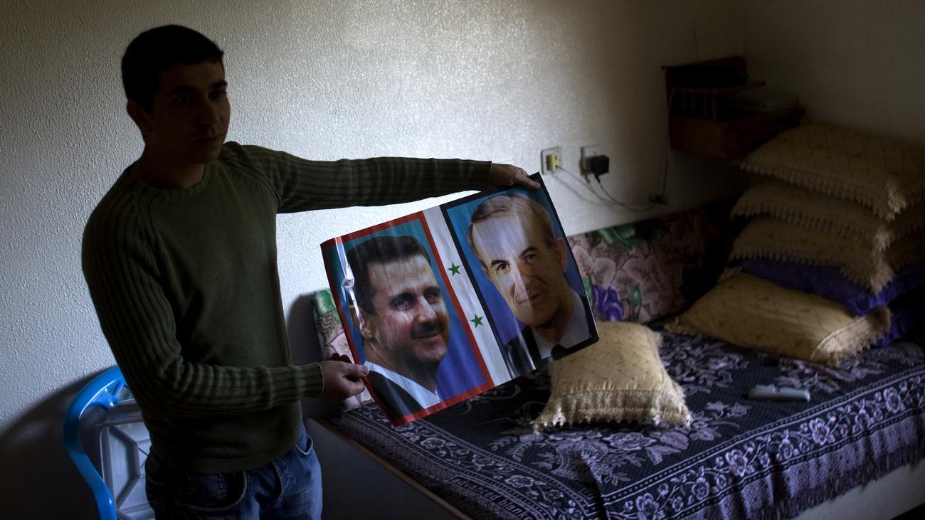 Mit Hafis al-Assad kam die Angst - ZEIT ONLINE