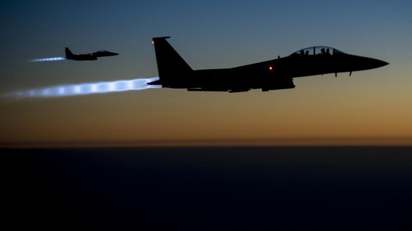 Syrien: US-Militärkoalition greift Assads Truppen an