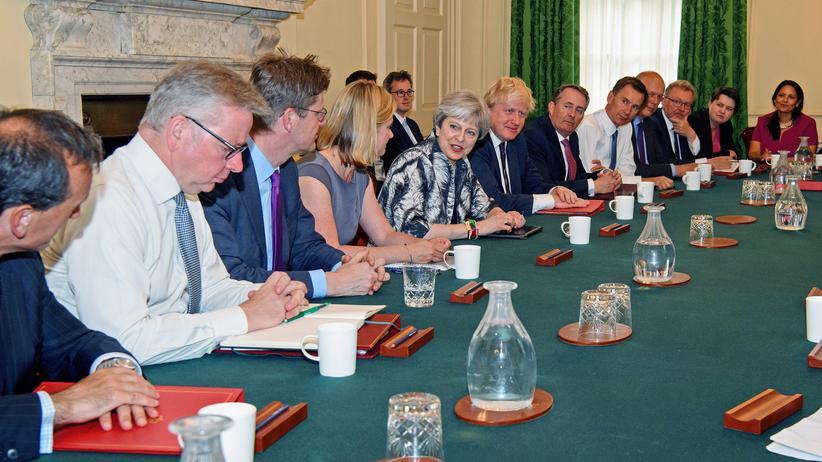 Großbritannien: Die Tories machen sich Mut