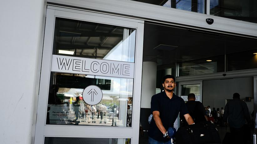 Einreiseverbot: US-Regierung verschickt neue Visa-Richtlinien