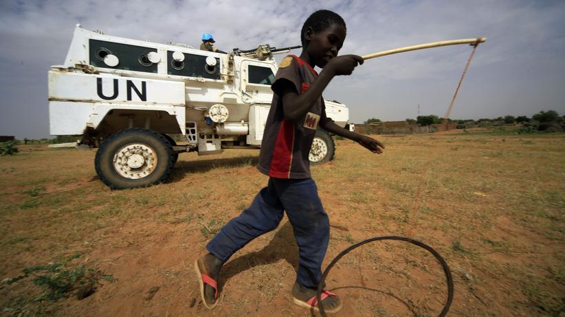 Sudan: UN verkleinern Darfur-Mission