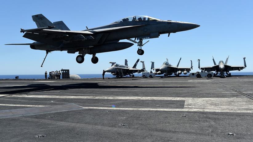 Luftangriff: Russland will US-Flugzeuge in Syrien als Ziele behandeln